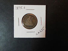 1875S 20 cent piece
