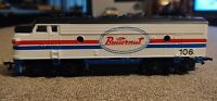 Ho scale Lifelike Butternut diesel, rare find, excellent condition