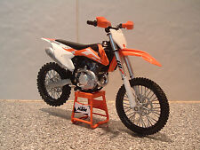1:12 2016 KTM 450SXF 450 SXF SX-F MOTOCROSS ENDURO MODEL SUPERB DETAIL JUST IN!!