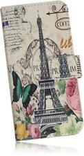 Neu Handytasche PU Ledertasche Bookstyle Paris Hülle Case iPhone 6/6S (4,7'')