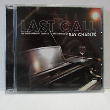 Last Call CD An Instrumental Tribute to the Genius of Ray Charles John Darnall