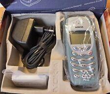 ORIGINAL NOKIA 3410 NHM-2NX DUAL-BAND HANDY RETRO MOBILE PHONE WAP BLC-1 NEU OVP