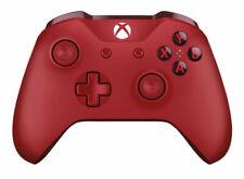 Microsoft Xbox WL3-00028 Wireless Controller - Red