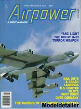 Airpower Magazine V24 N1, B-52 Germany Helicopter 339th Fighter Crash Landing