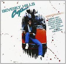 Beverly Hills Cop - Original 1984 Soundtrack CD DMCF 3253 JEWEL Case