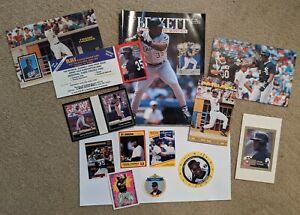 U Pick - Frank Thomas 99 Oddball items - 1990 - 1996 (Food issues, Magazines)