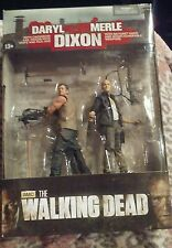 Daryl Dixon & Merle Figure 2-Pack AMC THE WALKING DEAD McFarland