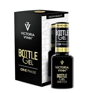 VICTORIA VYNN BOTTLE GEL ONE PHASE BUILDING AND EXTENDING NAILS 15ml 331017