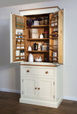Melton Style Bespoke Larder Cupboard - Made To Order In The Midlands Uk