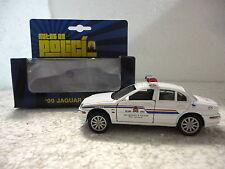 Autos de Policia,99 Jaguar S-Type,Canada,Escala 1:36:38,Ed.Welly