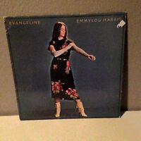 "EMMYLOU HARRIS - Evangeline - Vinyl Record 12"" LP - EX"