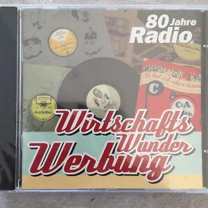 WIRTSCHAFTS WUNDER WERBUNG (CD JK Acoustic Arts / OVP)