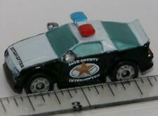 MICRO MACHINES Chevrolet CHEVY CAMARO POLICE CAR SAGE COUNTY INTERCEPTOR