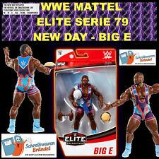 WWE MATTEL ELITE 79 BIG E WRESTLING ACTION FIGUR RAW SMACKDOWN NEW DAY DEFINING