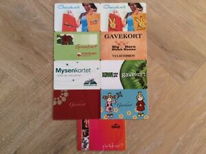 GIFT CARD NORWAY