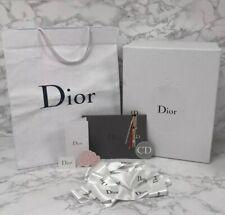 Authentic Lady Dior Medium Purse Storage Box Gift Set + Extras 15� x 12� x 6.75�
