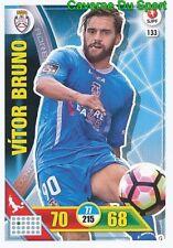 133 VITOR BRUNO PORTUGAL CD.FEIRENSE CARTAO CARD ADRENALYN LIGA 2017 PANINI