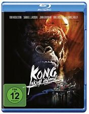 Kong: Skull Island Blu-ray NEU OVP King Kong 2017