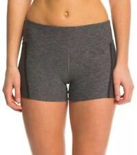 $50 THE NORTH FACE WOMENS DYNAMIX SHORT TIGHTS Black Heather XL NWT