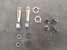 Campagnolo Super/Nuovo Record Gear Lever Shifters with Magni PEP Pantographs