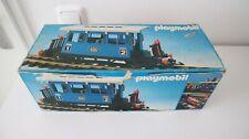 playmobil 4100 setnr. LGB train wagon blue, train, entrenar, Eisenbahnwagen