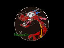 MULAN Lucky Dragon MUSHU Disney Dragons Pin
