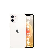 Apple iPhone 12 mini 5G 128GB NUOVO Originale Smartphone iOS 14 WHITE bianco