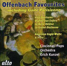 Erich Kunzel, J. Off - Orchestral Favourites Including Gaite Parisienne [New CD]