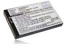 Batteria 1200mAh 3.7V Li-Ion per Becker Traffic Assist Pro 7916, 7929