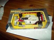 BURAGO-F1- Mc Laren Mp4/2 turbo  ( Prost)  scala 1.24