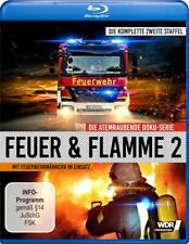 FEUER UND FLAMME-MIT FEUERWEHRMÄNNERN IM EINSATZ   BLU-RAY NEU