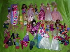 Barbie, Puppen, Möbel, Kleidung, Schuhe, Zubehör, Sammlung, Konvolut, Paket