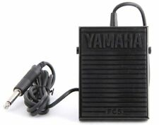Houseware Yamaha FC5 Compact Sustain Pedal for Portable Keyboards SB
