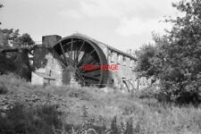 PHOTO  1962 WATH NORTH YORKSHIRE FOSTER BECK FLAX MILL AT THE TIME THIS PHOTO WA