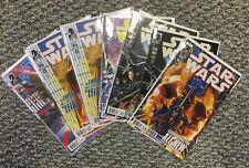 STAR WARS  VOLUME 2 NUMBER 1 to 5 SET DARK HORSE COMICS 2013/14 NM