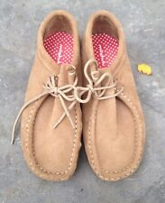 New Moccasins Real Sued By Moshulu Size 37