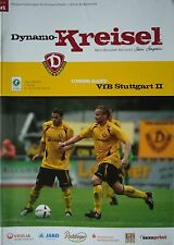 Programa 2009/10 SG Dynamo Dresden-vfb stuttgart II