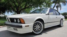 1988 BMW 6-Series 2Dr