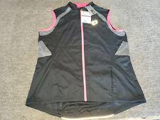 Pearl IzumiWomen's ELITE Barrier Vest, XXL, Black/Smoked Pearl