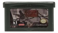 Medal of Honor Infiltrator Game Boy Advance game w/ CASE GBA