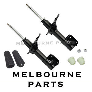 2 x HYUNDAI EXCEL X3 FRONT GAS STRUT SHOCK ABSORBERS 10/94-00 1