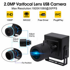 Low Light Webcam support Microphone 2MP H.264 USB Camera for Android,Linux,Wins