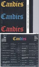 CD--CANDIES--INTERNATIONALE INSTRUMENTALS