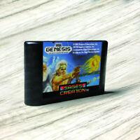 Shadow Blasters (1990) Game Card Cartridge Sega Genesis Mega Drive System