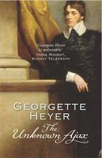 The Unknown Ajax by Miss Georgette Heyer | Paperback Book | 9780099474364 | NEW