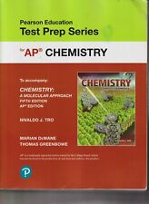 Pearson Test Prep Series for AP Chemistry A Molecular Approach  NO WRITING