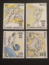 Greece 1996 OLYMPIC GAMES-ATLANTA  Vlastos 1949-1952 cv $11  MNH