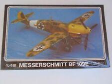 Starfix Messerschmitt BF 109E Model Airplane 1:48 Scale Construction Kit Sealed