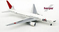 HERPA 506625  JAL – Japan Airlines Boeing 777-200,  NEU, OVP!             1:500