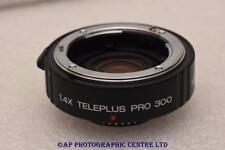 Nikon fit Teleplus PRO 300 DG x1.4 Teleconverter AF-s and AF-d Kenko 1.4x